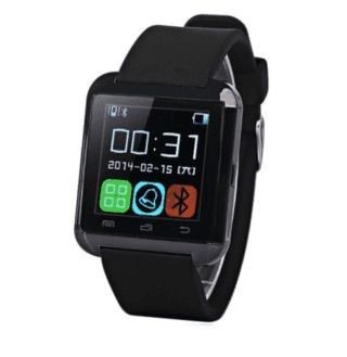 Reloj Smartwatch U8 U Watch Con Bluetooth Y Alarma Anti-robo