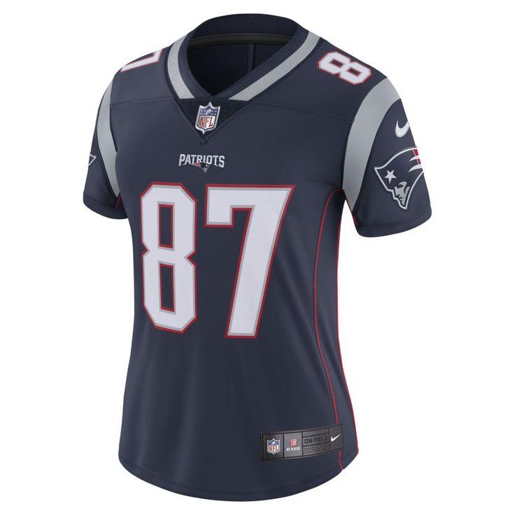 Nike Nfl New England Patriots Rob Gronkowski Women S Limited Vapor Untouchable Football Womens Football Jersey Nfl New England Patriots New England Patriots
