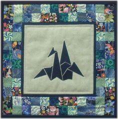 17 Best Images About Crane Quilts On Pinterest Indigo