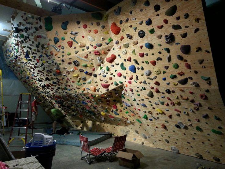 34 best Climbing wall inspiration images on Pinterest Bouldering