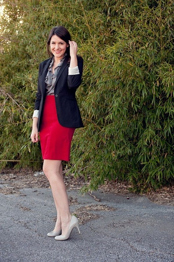 Unboring Work outfit For You (3)