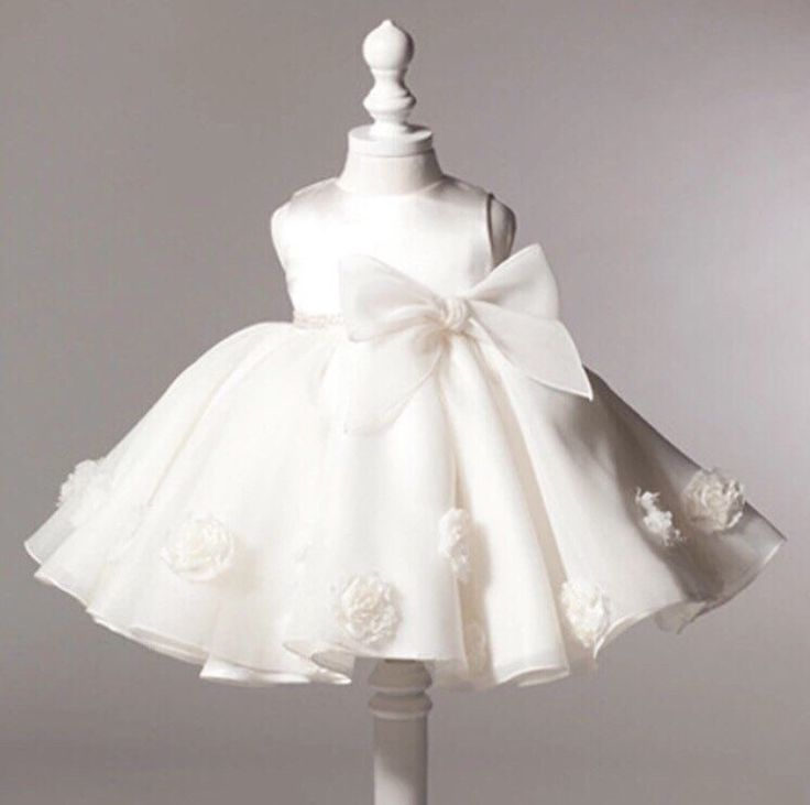 Vintage baby girl baptism dress bow kids baby 1 year birthday dress for girls toddler princess tutu dress for special events by glamclosetshop on Etsy https://www.etsy.com/listing/269759670/vintage-baby-girl-baptism-dress-bow-kids