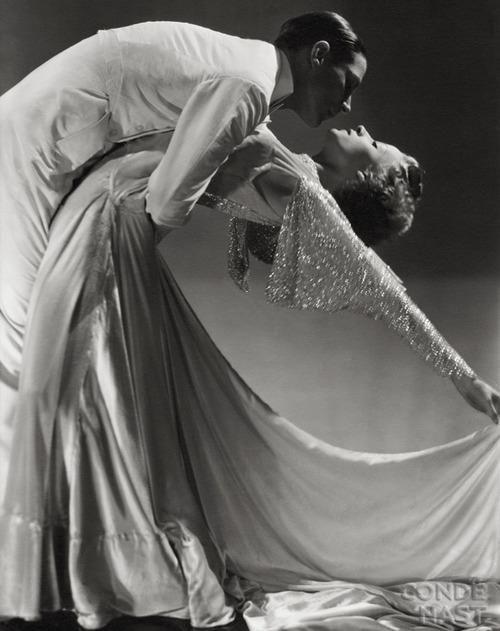 Vintage Ballroom Dancers - Jack Holland and June Hart, 1935