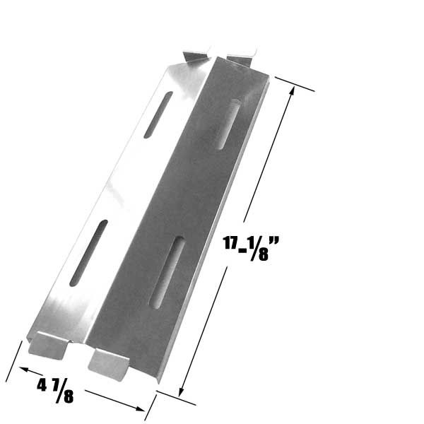 STAINLESS STEEL HEAT SHIELD FOR OUTDOOR GOURMET CG3023B, BAKERS & CHEFS ST1017-012939, ST1017-01 GAS MODELS Fits Compatible Outdoor Gourmet Models : CG3023B, CG3023E, GD430 Read More @http://www.grillpartszone.com/shopexd.asp?id=35734&sid=37580
