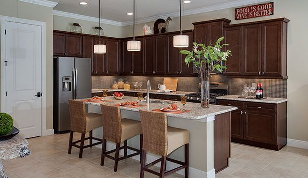 Kitchens With Dark Cabinets And Dark Countertops