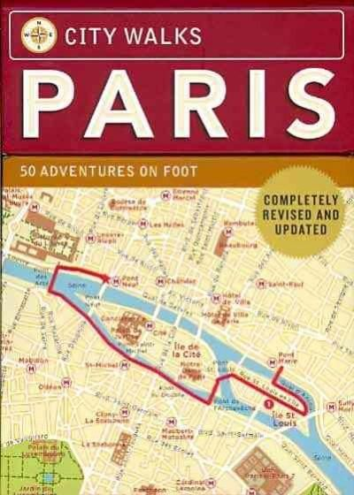 Completely revised and updated! Walks include: Montmartre The Marais The Champs-Elysee The Gardens of Versailles And more! More