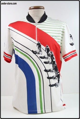 MAILLOT CYCLISME SERVARY TRAINING VINTAGE CYCLE rfFBL33
