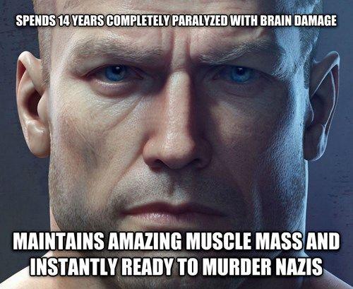 Wolfenstein: The New Order Logic