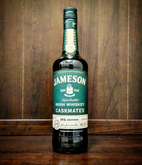 jameson caskmates ipa edition irish whisky