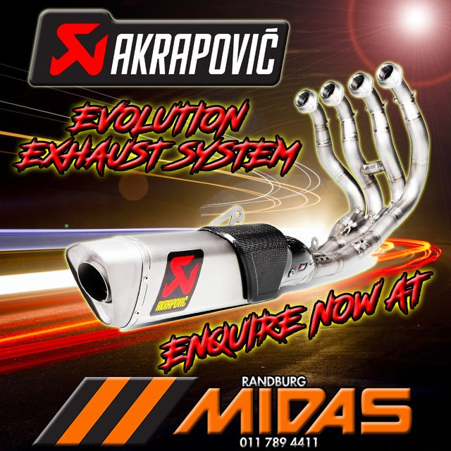#Akrapovic #ExhaustSystem is the flagship of their exhaust line. Available on order from us. Read more on our website Thx @RevZilla #Performance