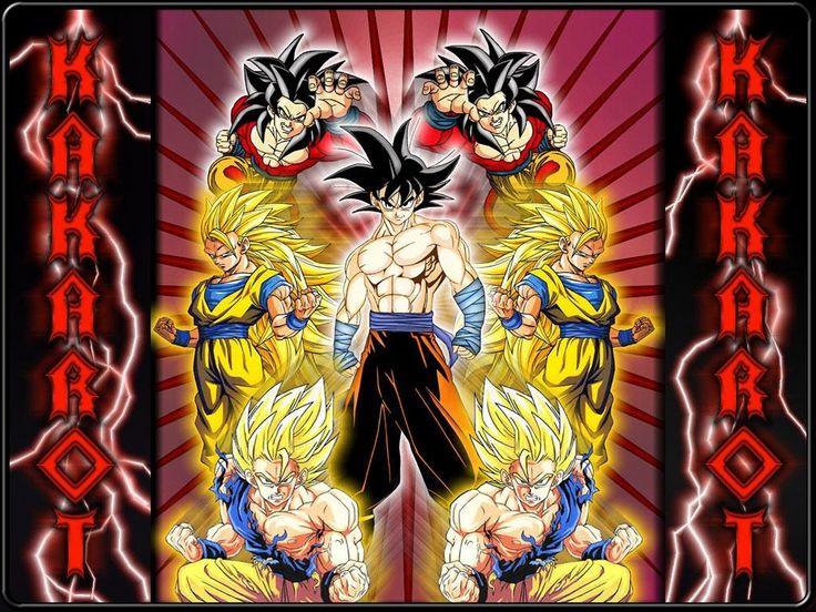 dragon ball z   Imagenes de Dragon ball z y Los caballeros del zodiaco - Taringa!