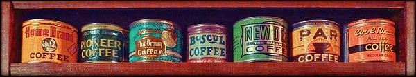 Caffe Retro No. 2 Painting by Douglas MooreZart - Caffe Retro No. 2 Fine Art Prints and Posters for Sale fineartameri