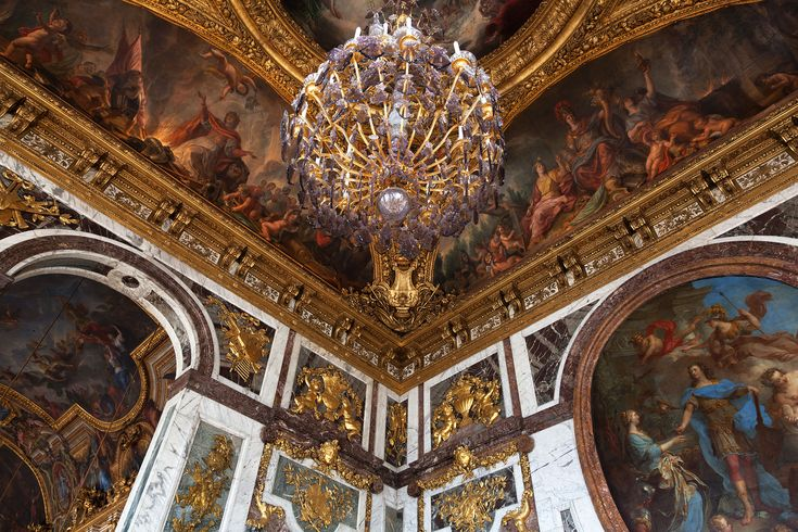 Versailles - Le salon de la Paix -