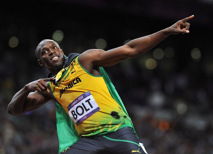 La classifica dei cinque uomini più veloci del mondo di ogni epoca