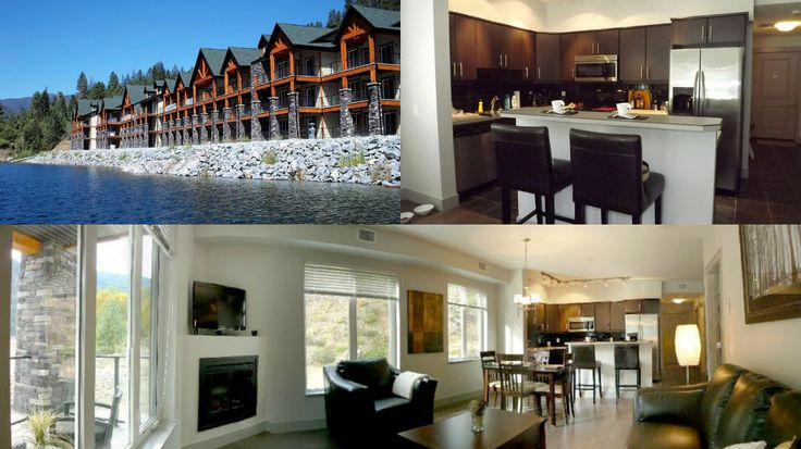 Monashee Suites: Experience exceptional lakefront living in one of these affordable yet beautiful suites where you can take your time lounging in the hot tub while gazing out as the lake stretches on for miles. #ForSale #Condominiums #LakefrontLiving #ArrowLakes #CastlegarRealEstate
