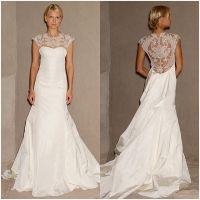 open-back-wedding-dresses-spring-beingbrideweddings #weddingdresses
