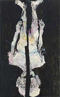 Ohne Hose in Avignon - Georg Baselitz - 2014 - 107251