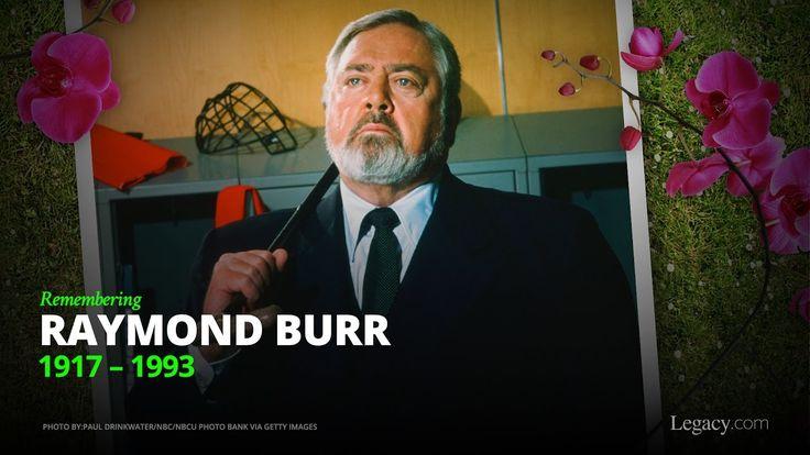 Remembering Raymond Burr