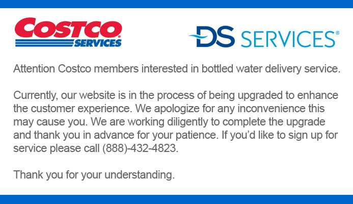 Home & Office Bottled Water Delivery Service