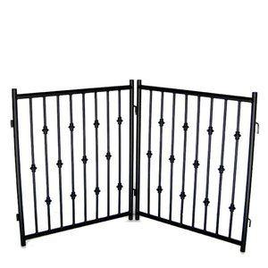 Emperor Rings 2 Freestanding Dog Gate