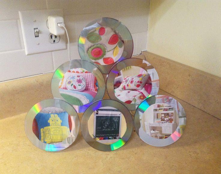 Las 25 mejores ideas sobre portaretratos con cd en - Ver como hacer manualidades ...