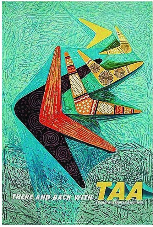 Trans Australia Airlines (TAA)