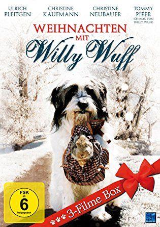 Weihnachten mit Willy Wuff New Edition 3 Filme im 3 Disc Set: Amazon.de: Christine Kaufmann, Maria Theresia Wagner: DVD & Blu-ray
