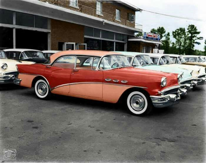 1000 ideas about cool garages on pinterest garage for 1956 buick special 4 door