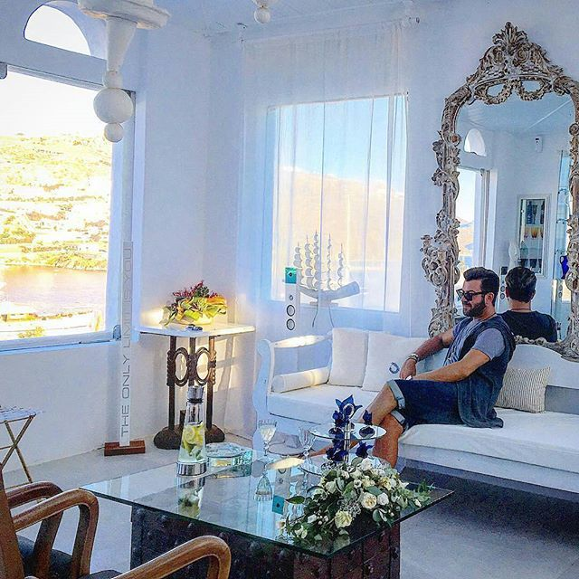 Repost from @panos_milonas -  My life is a book, each page and a new story! Good morning lovely friends :kissing_heart::kissing_heart: #mysummer #mypassion #mykonos #kivotosmykonos