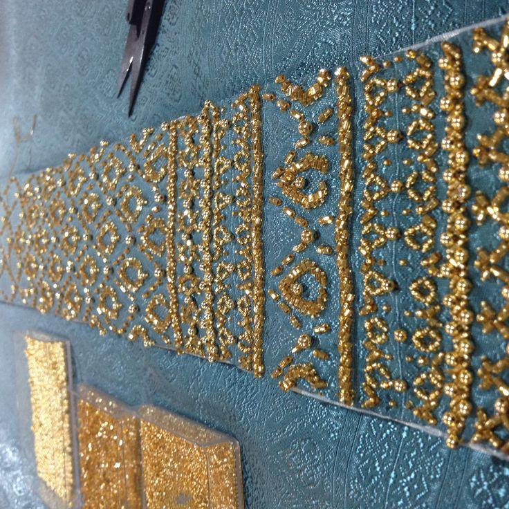Thai art embellishment