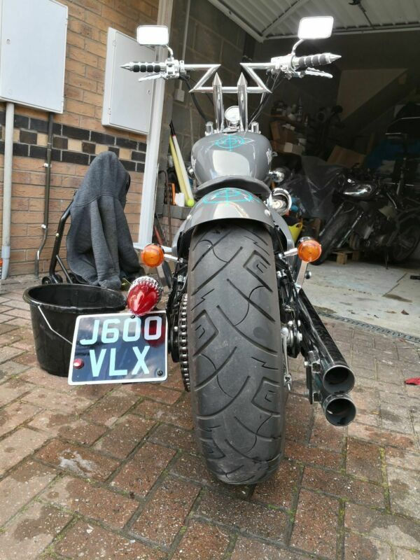 Unique Custom Chopper Custom Motorcycles For Sale In United