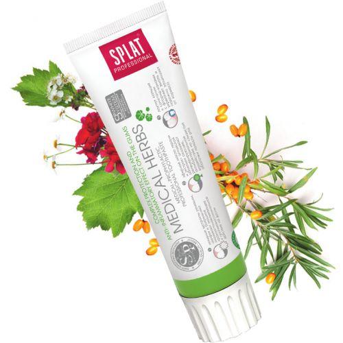 Bio-aktiv og organisk tandpasta der giver en komplet beskyttelse og anti-inflammatoriske virkninger på tandkød. Emerald gel tandpasta indeholder urter og plante ekstrakter, samt geran...