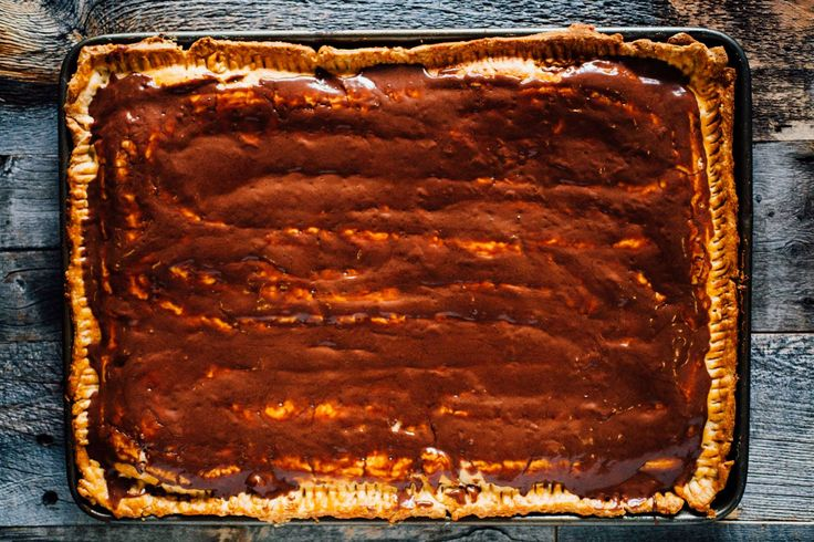 S'mores Pop-Tart Slab Pie - The Crepes of Wrath - The Crepes of Wrath