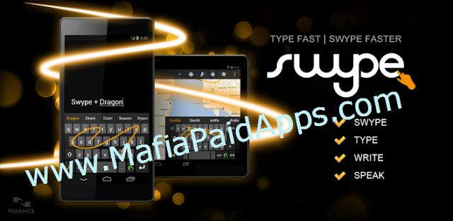 Swype Keyboard v2.2.3.2020310.45082 Full Apk   Swype is now even more customizable with brand new Star Trek keyboard themes and an all-new Emoji keyboard.  Own the Original Swype Keyboard that Started it All  Accept No Imitations  SWYPE  YOUR KEYBOARD FOR LIFE: Swype is all about YOU. Whether youre a fast tapper exact typer or a Swype Ninja get ready for a better faster keyboard experience that gets smarter the more you use it. Swype pays attention to the way you input text and creates a…