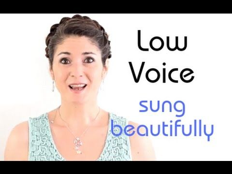 Freya's Singing Tips: How to sing in your LOW VOICE beautifully - YouTube