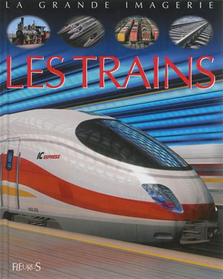 Pour tout savoir sur les trains , des premiers rails aux trains du futur : la vapeur, la construction des premières lignes aux Etats-Unis, l'électricité, le diesel, les trains de marchandise, les trains à grande vitesse, l'Eurostar, etc.