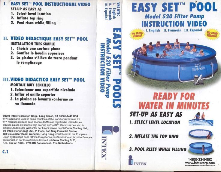 17 best ideas about pool pumps propane air vhs easy set pool model 520 filter pump instruction video