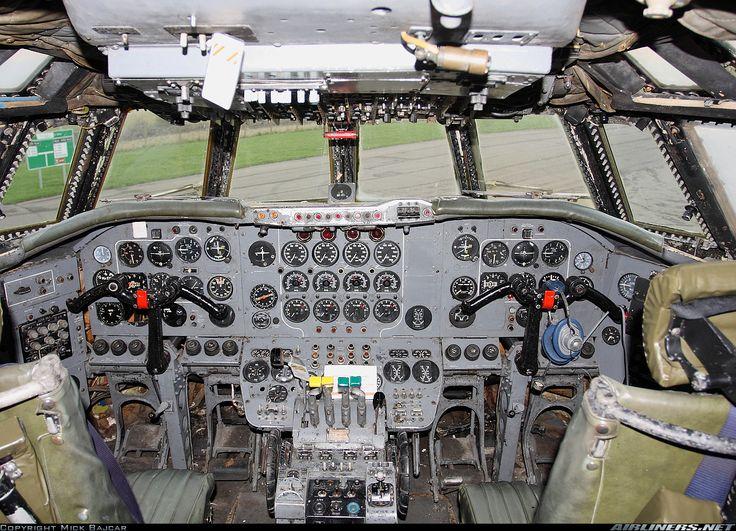 Bristol 175 Britannia C1 (253):  RAF XM496 (cn 13508) The only surviving ex-military Britannia is preserved at Kemble.