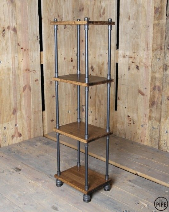 Black Pipe Kitchen Island: 352 Best Black Iron Pipe Furniture Images On Pinterest