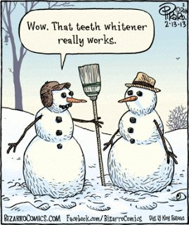 Dental Snowman Cartoons Wow .. its amazing what you can find while searching out images for porcelain veneers and more