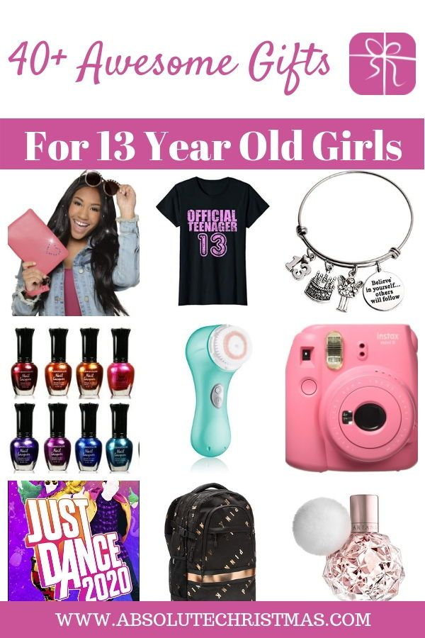 Christmas Ideas 2020 For A Year Old 101 Best Gifts For 13 Year Old Girls 2020 • Absolute Christmas