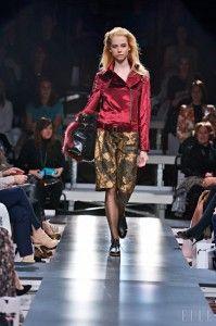 Milenika shoes on Fashion week Slovenia