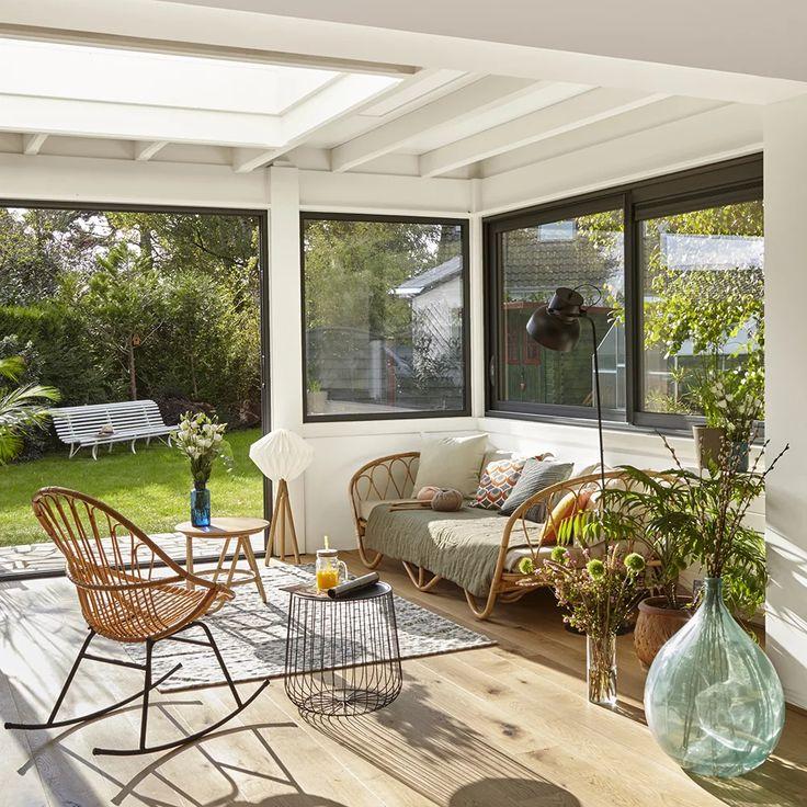 Comment aménager une véranda ? en 2020 | Amenagement veranda, Idée déco véranda, Deco veranda
