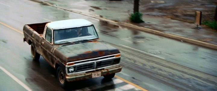 1977 Ford F-Series in The Incredible Hulk (2008)