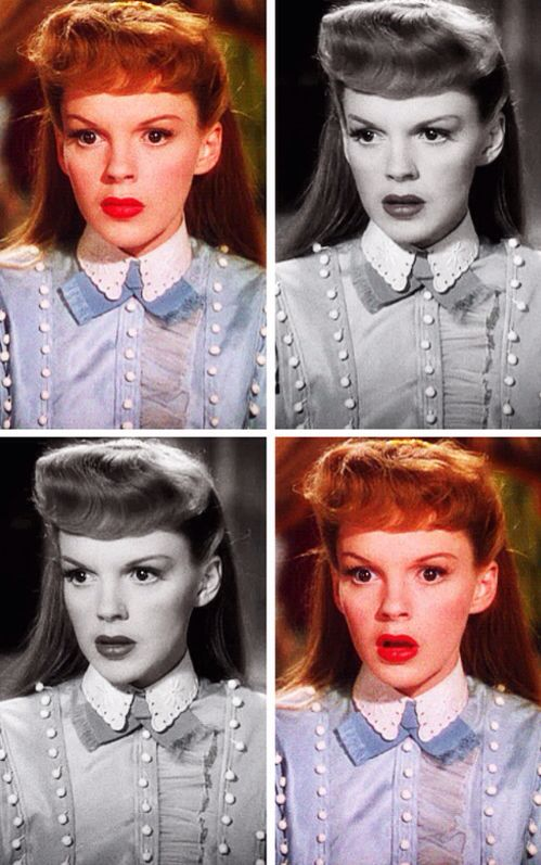 Judy Garland as Esther Smith