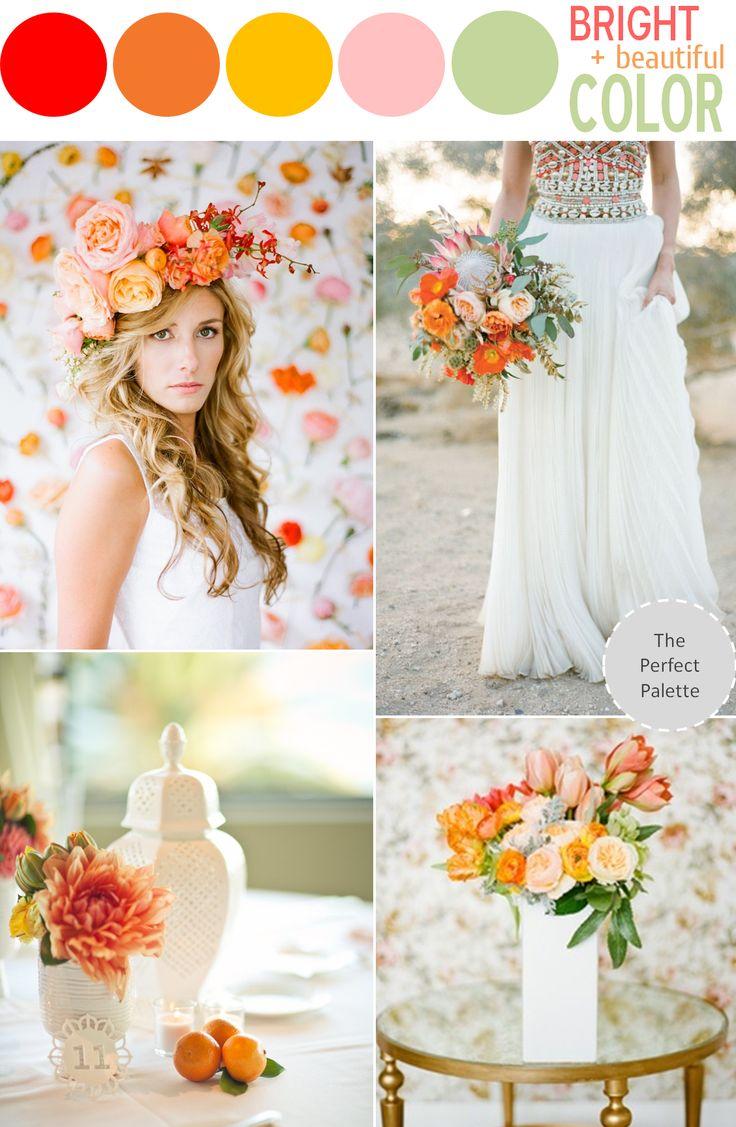 329 best wedding color palette images on pinterest wedding color