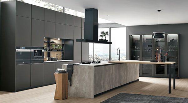 Cucine Moderne Stosa/arredomania - Aliant | Contemporary ...
