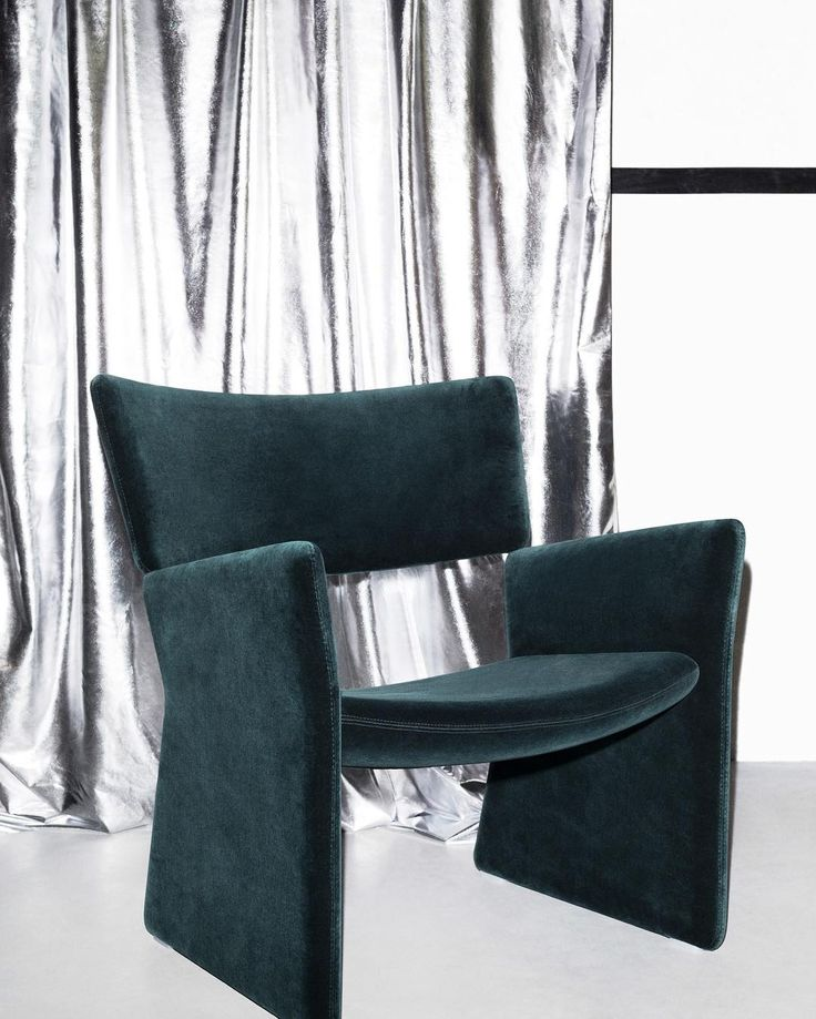 Massproductions - Crown Easy Chair