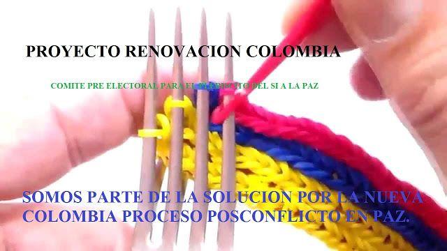 PROYECTO RENOVACION COLOMBIA. CONVENIO INTEGRAL SOCIAL - SOLIDARIO - EMPRESARIAL.: PROYECTO RENOVACION COLOMBIA POR EL POSCONFLICTO Y...