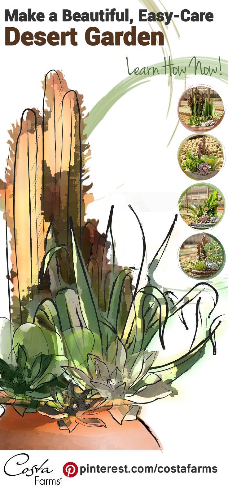30 besten diy succulent planters bilder auf pinterest, Gartengerate ideen